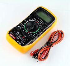 NEW* Large Digital Multimeter Hand Held Tester Electrical LCD Screen