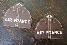 PUBLICITE ANCIENNE, AIR FRANCE , BAGAGE DE CABINE, 1950
