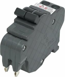 UBIF0250N-New Federal Pacific Electric Stab-Lok NC250 Replacement. Two Pole 5...