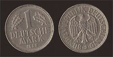 GERMANIA GERMANY 1 MARK 1950 D