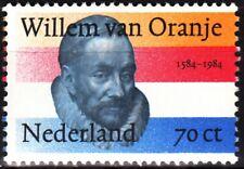 NETHERLANDS 1984 Mi. 1256. Prince of Orange Wilhelm I. 400th Death Annivers. MNH