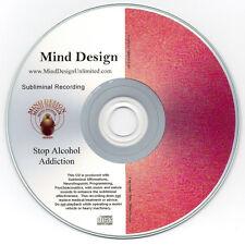 Stop Alcohol Addiction - Subliminal Audio Program - Break the Alcohol Addiction