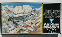 PLASTICART - Junkers G-23 /24 - 1:72 - DDR Flugzeug Modellbausatz Model Kit G23