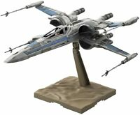 Bandai Hobby Star Wars X-Wing Starfighter Resistance 1/72 Scale Model Kit