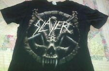Slayer 1994-2014  20th Anniversary Divine Intervention T Shirt Sz Large