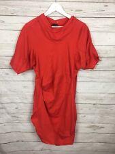 Women's Calvin Klein Dress - UK12 - Orange - Great Condition