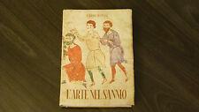 MARIO ROTILI / L'ARTE NEL SANNIO  / 1952