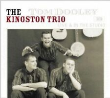 Tom Dooley: Live & In the Studio by The Kingston Trio BRAND NEW!! STILL SEALED!