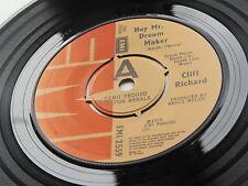 CLIFF RICHARD  1976  DEMO NOT FOR SALE  SAMPLER RECORD  HEY MR DREAM MAKER