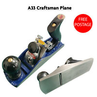 ANANT Woodworking No A33 Craftsman Plane Adjustable Carpenters Tool
