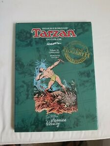 Tarzan in Color Vol 18 Limited Edition Signed/# 27/140 Foster Burne Hogarth NBM