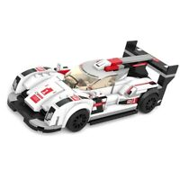 LEGO MOC Custom Audi R18 e-tron - Only Building PDF Instructions ! No Bricks !