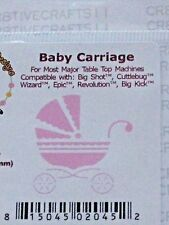 """CHEERY LYNN  """"BABY CARRIAGE"""" B303 FOR CARDS & SCRAPBOOKING PROJECTS"""