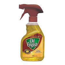 Old English Furniture Polish Lemon Oil 12oz Spray Bottle 82888