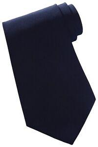 Wide Solid Color Tie