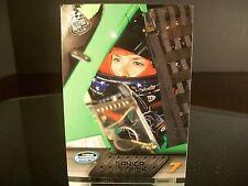 Rare Danica Patrick #7 GoDaddy.com Press Pass 2011 Card #39 Nationwide Series
