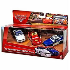 2014 Disney Pixar Cars to Protect and Serve 3-pack