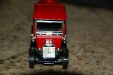 Model of Yesteryear 1912 Ford Model T Red Crown Gasoline