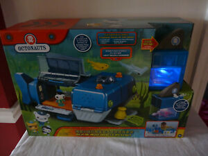 Octonauts Gup W Reef Rescue Playset Brand New & Sealed