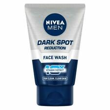 6x Nivea Men Dark Spot Reduction Face Wash 10X whitening Effect 100ml (pack of 6