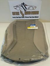 NEW! Hyundai Veloster Left Rear Leather & Cloth Seat Back Cover 89360 2V000SG5