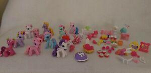 My Little Pony Ponyville Lot Ponies Accessories 2009 Advent Calendar Minty 56pc