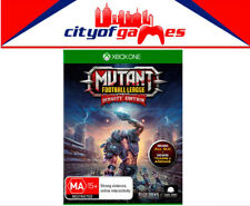 Mutant Football league Dynasty Edition Xbox One Game Brand New & Sealed