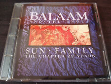 BALAAM AND THE ANGEL - Sun Family (Chapter 22 Years) CD New Wave / Goth Rock