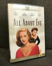 All About Eve Bette Davis Anne Baxter George Sanders Gary Merrill Dvd Usa