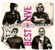 Chickenfoot - Best + Live (NEW CD)