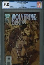 Wolverine Origins 38 CGC 9.8 1940's Variant Cover Omega Red Uncanny X-Men