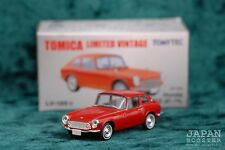[TOMICA LIMITED VINTAGE LV-125b 1/64] HONDA S600 COUPE (Red)