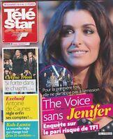 Télé Star N°2053 - 01/02/2016 - Jenifer/ Celine Dion/ De Caunes/ Koh-Lanta/