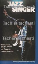 THE JAZZ SINGER Film DEUTSCHE SYNCHRONFASSUNG - Neil Diamond - AUF DEUTSCH - DVD