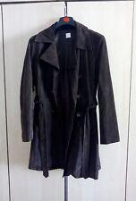 Manteau véritable Cuir Camaïeu T44