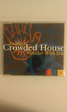 CROWED HOUSE - INSTINCT / WEATHER WITH YOU  - 4 TRACKS  CD