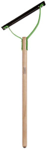 AMES 2915300 Double Blade Weed Grass Cutter with Hardwood Handle, 30 Inch, Brown