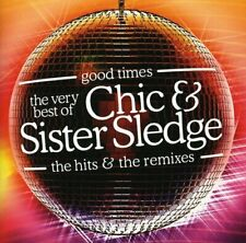 Chic / Sister Sledge - Good Times Very Best Of (NEW CD)