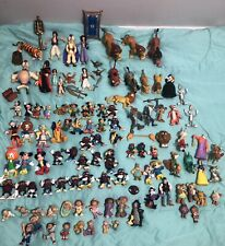 Lot of Disney & Other Assorted toys/Figurines Rubber And Plastic READ ALL PL