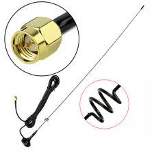 NA-771 SMA-Male Dual Band 144//430Mhz 2.15dB 10W Flexible Walkie Talkie Antenna *