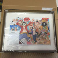 One Piece reproduction original picture 2010 Jump Festa Rare From Japan New EMS