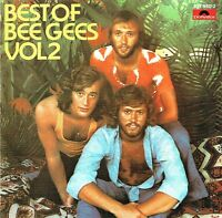 (CD) The Best Of Bee Gees Vol.2 - Saved By The Bell, I.O.I.O., Lonely Days