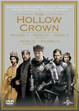 The Hollow Crown Series 1 + 2 Season One and Two BBC Shakespeare New DVD
