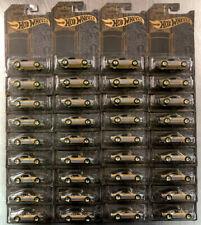 HOT WHEELS 2019 SATIN & CHROME SERIES CUSTOM '67 PONTIAC FIREBIRD ( LOT OF 36 ).
