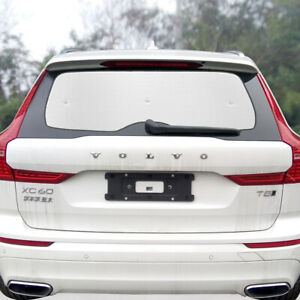 Fit For Volvo XC60 2018-2021 Rear Windshield Interior Privacy Sun Shade