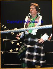 Rowdy Roddy Piper Photo 11x14 Vintage Wrestling Image Wwf 1984 Rare Nwa