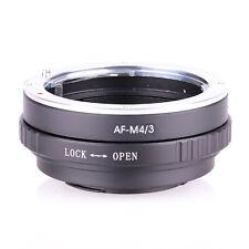 AF-M4/3 Adapter Sony A Minolta AF Lens to Olympus MFT OM-D Panasonic GH4 G6 G7