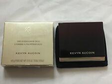 Kevyn Aucoin The Eyeshadow Duo 204-Gold frosted Leaf/Auburn Shimmer- 4.8g/.16oz