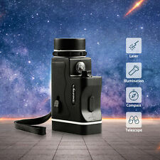 New Listing Illuminated Monoculars Telescopes Waterproof Telescope Night Vision Camping