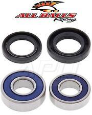 Rear Wheel Bearings CR80R 86-02 CR85R 03-07 Honda ALL BALLS 25-1160